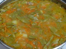 Chińska zupa jarzynowa