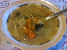 Chińska zupka po polsku