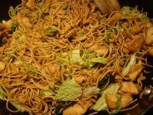 Chińskie noodle Królika