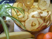 Chipsy jabłkowe