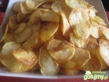 Chipsy kartoflane wg Piotra - 2