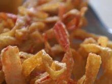chipsy z surimi