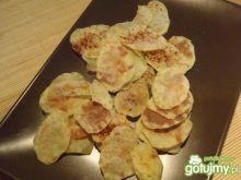 Chipsy ziemniaczane z mikrofalówki