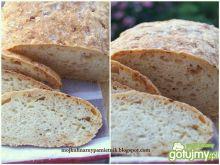 Chleb cebulowy z serem
