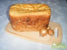 Chleb cebulowy z wypiekacza