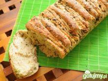 Chleb czosnkowo-ziołowy odrywany