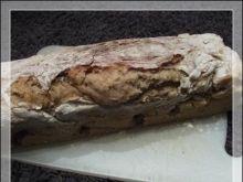 Chleb czosnkowy na zakwasie pszennym
