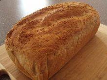 Chleb Domowy Pszenny na Maślance