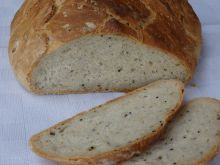 Chleb drożdżowy z garnka