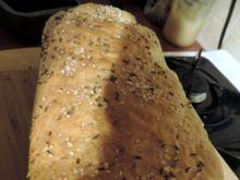 Chleb drożdżowy z kminkiem