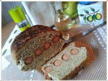 Chleb drożdżowy z niespodzianką
