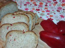 Chleb drożdżowy z papryką