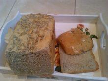 Chleb dyniowo słonecznikowy