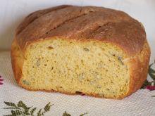 Chleb dyniowy na poolish