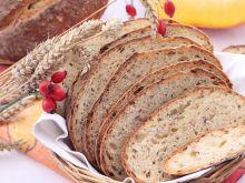 Chleb dyniowy na zakwasie z ziarnami