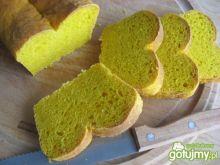 Chleb dyniowy z foremki
