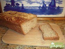 Chleb gryczano-orkiszowy na drożdżach