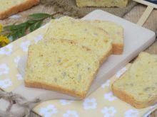 Chleb kukurydziany z pestkami słonecznika