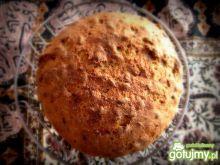 Chleb mieszany z miodem i słonecznikiem