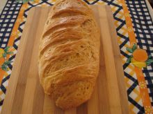 Chleb mleczny na zakwasie