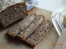 Chleb na zakwasie z płatkami jaglanymi i owsianymi