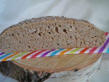 Chleb na zakwasie z ryżem