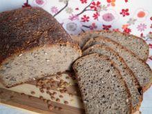 Chleb na zakwasie z zieloną soczewicą