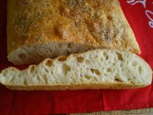 Chleb na ziarnku drożdży