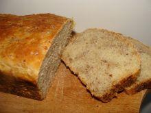 Chleb na ziemniakach z kaszą gryczaną