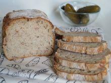 Chleb ogórkowy z koperkiem