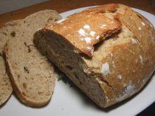 Chleb orkiszowo - pszenny