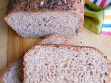 Chleb orkiszowy bez wyrabiania