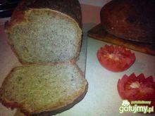 Chleb pełnoziarnisty pszenno-żytni