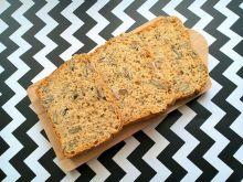Chleb pszenno - ciecierzycowy z pestkami dyni