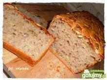 Chleb pszenno-gryczany z pestkami dyni
