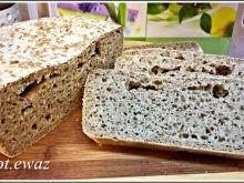 Chleb pszenno jaglany na zakwasie