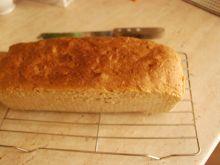 Chleb pszenno- orkiszowy na zakwasie i drożdżach