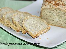 Chleb Pszenno orkiszowy z siemieniem lnianym