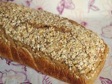 Chleb pszenno-owsiany na zakwasie