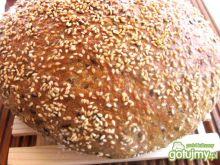 Chleb pszenno- razowy bez wyrabiania