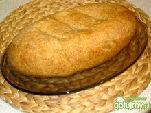 Chleb pszenno-żytni.