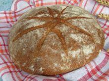 Chleb pszenno- żytni na zakwasie