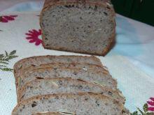 Chleb pszenno-żytni z kminkiem