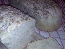 Chleb pszenno - żytni z słonecznikiem