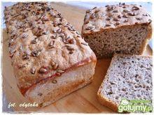 Chleb pszenno żytnio owsiany na zakwasie