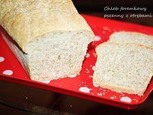 Chleb pszenny foremkowy