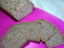 Chleb pszenny na zakwasie z kaszą gryczaną