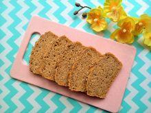 Chleb pszenny z mąką z samopszy