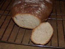 Chleb pszenny z piekarnika
