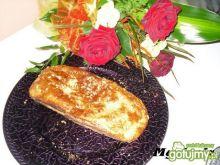 Chleb pszenny z prażonym słonecznikiem